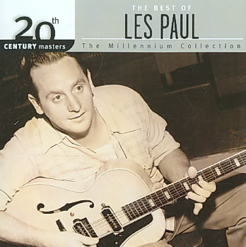 20TH CENTURY MASTERS:MILLENNIUM COLLE BY PAUL,LES (CD)