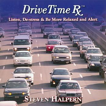 DRIVE TIME RX BY HALPERN,STEVEN (CD)