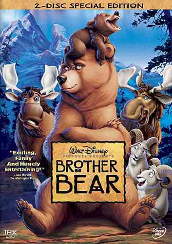 BROTHER BEAR BY PHOENIX,JOAQUIN (DVD)